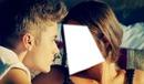 Justin bieber embrasse