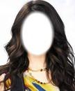 Visage Selena Gomez