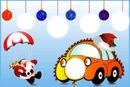 carro de natal