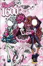 Monster high(3 Personagens)