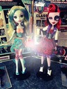 monster high lagoona e operetta