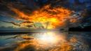 spectacolar sunset