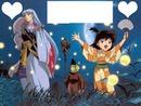 Inuyasha y sus amigos