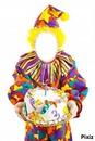 clown 123