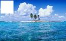 kowus sur une iles ses le paradis