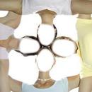 4 chicas