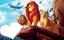 Le roi lion, coeur