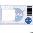 carte de la NASA