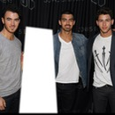 Photo withe the Jobros ?