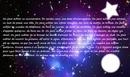 Texte galaxie