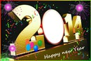 bonne année 2014*