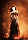 guerrera en llamas 2