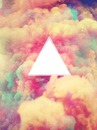 triangle swag