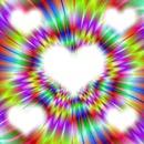 le coeur en couleur