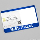Miss Italia Card