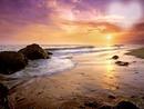 plage+Soleil+rocher