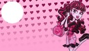 fundo monster high