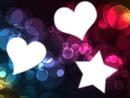 bulles de coeurs