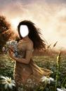 la jeune fille aux fleurs