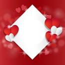 Dj CS Love Frame Heart