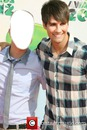 James Maslow y su amigo