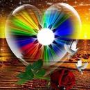 estrella arco iris