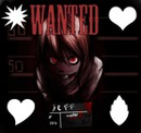 Jeff The Killer - Wanted