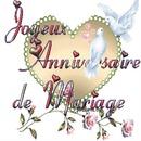 Anniversaire mariage