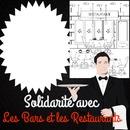 Solidarité avec les bars & les restaurants