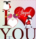 I LOVE YOU ANGEL