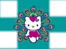hello kitty paon 4 cadres