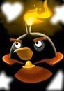 angry birds bomba