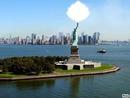 La statue de la liberté*
