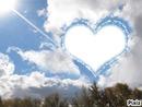 coeur ciel
