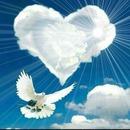 nubes de corazon