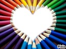 Coeur de crayon