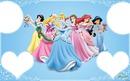 Коледни Принцеси на Дисни