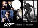 james bond mosaique