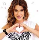 Violetta heart