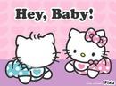 c'est moi la copine a kitty