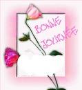 Bonjour fleur