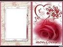 Bientot la st Valentin...*