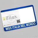 Miss Italia nel Mondo Card