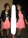 Camila y francesca