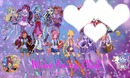 les winx et les monster high