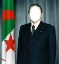 président de l'algerie