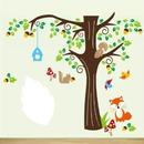 Animaux de la forêt enfant