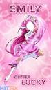 emily Glitter Rosa
