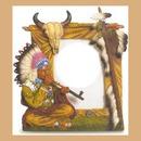 cadre indien Jasmine