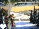 Carte d'hiver